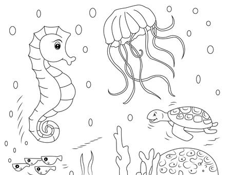 3 Free Printables: Sea Life Themed
