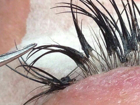 Will eyelash extensions ruin your natural lashes?