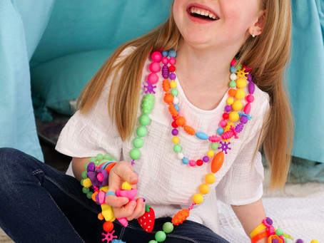 Pop Beads Jewelry Making Kits - Why We Love Them & You Will Too!