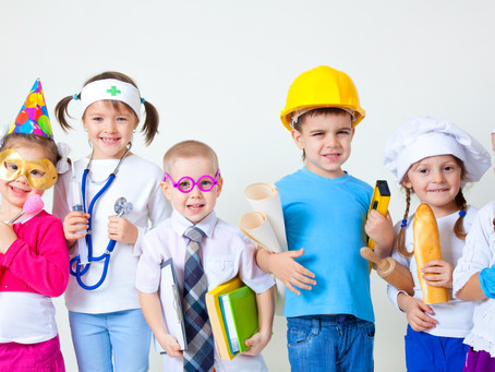 10 BENEFITS OF DRESS-UP PLAY FOR CHILDREN