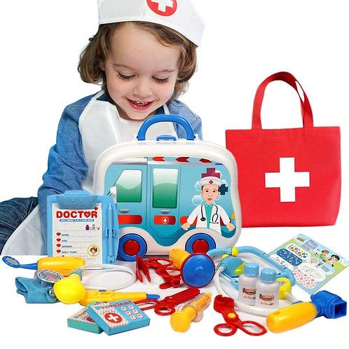 Little Doctor Kit | Pretend Play Doctor Set for Kids