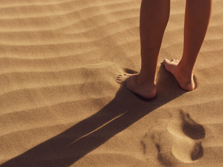 Shed those shoes: Being barefoot benefits brain development and more!