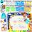 Thumbnail: Aqua Magic Water Mat| Extra Large Doodle Mat| 28 Pieces Set