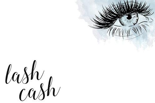 Lash Cash - The Perfect Gift