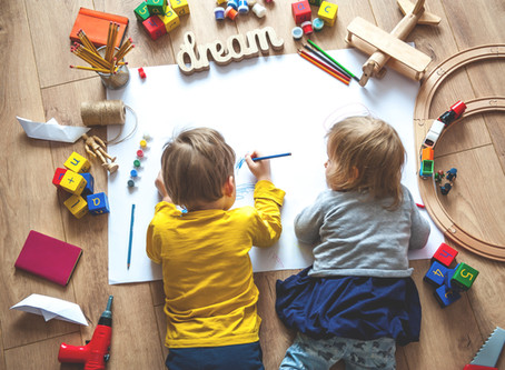 Play in Promoting Healthy Child Development and Maintaining Strong Parent-Child Bond.