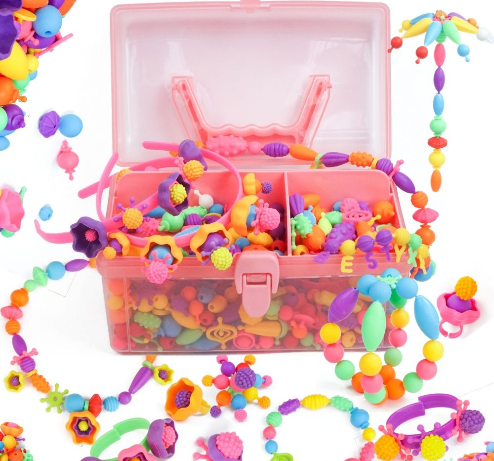 Pop Beads by Axel Adventures_