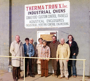 Therma-Tron-X's founders famiy