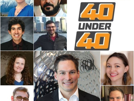 40-Under-40 Honorees Demonstrate the Stories of Us
