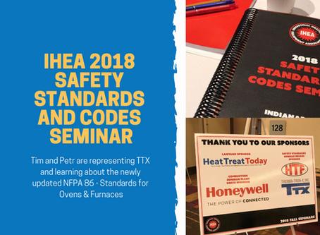IHEA Safety Standards & Codes Seminar