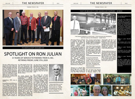 Spotlight on Ron Julian