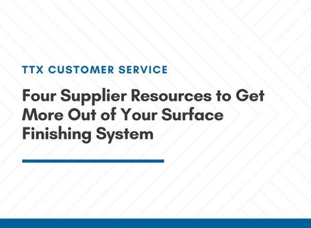 Spotlight on TTX Customer Service!