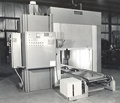 TTX first industrial oven