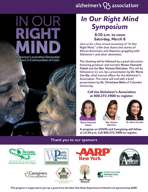 030621 In Our Right Mind Symposium flier