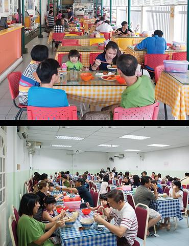 Calvary canteen today