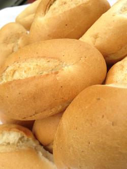 Un rico pan para acompañar