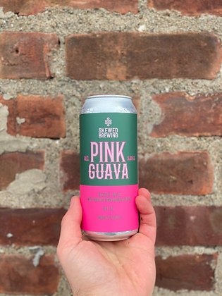 Pink Guava Gose 4pk