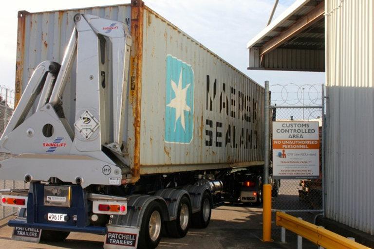 Customs Bonded ATF