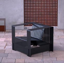 Lounge Chair V3 Singngle