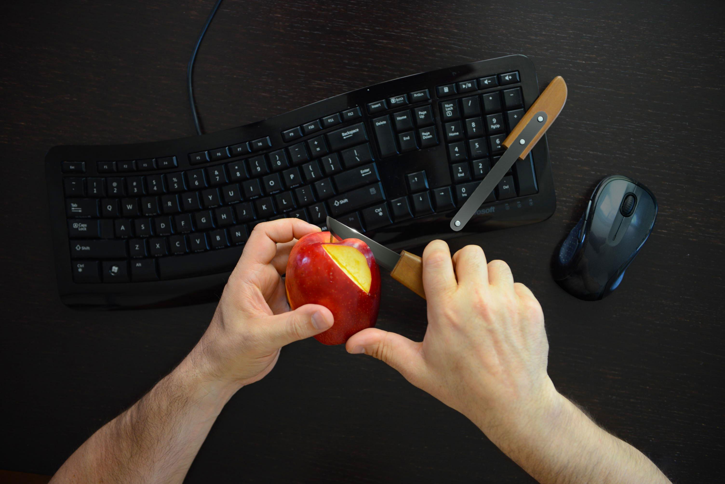 Apple-Cut
