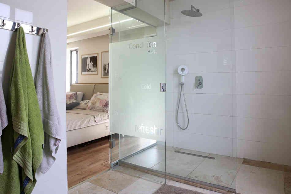תכשיט של מקלחת
