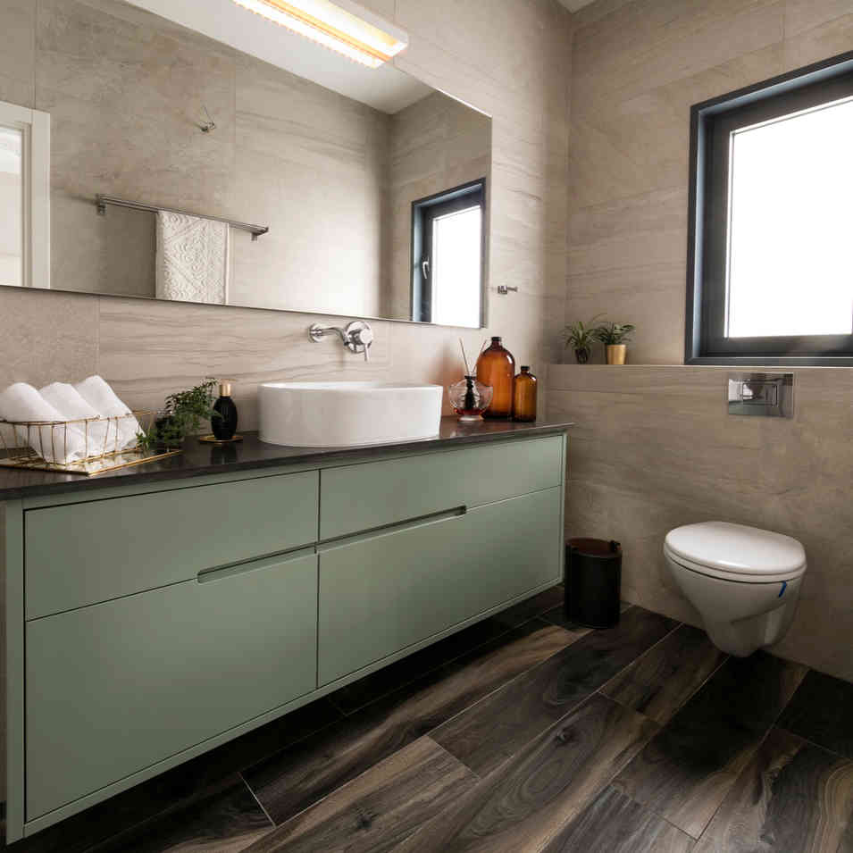 חדרי רחצה וארונות אמבטיה