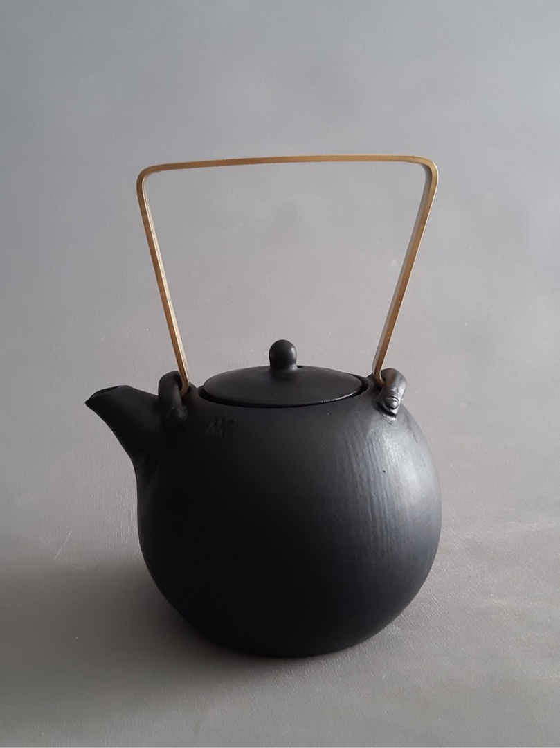 Teapot - Japanese Black