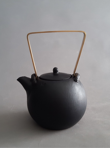 Teapot - Japanese Black