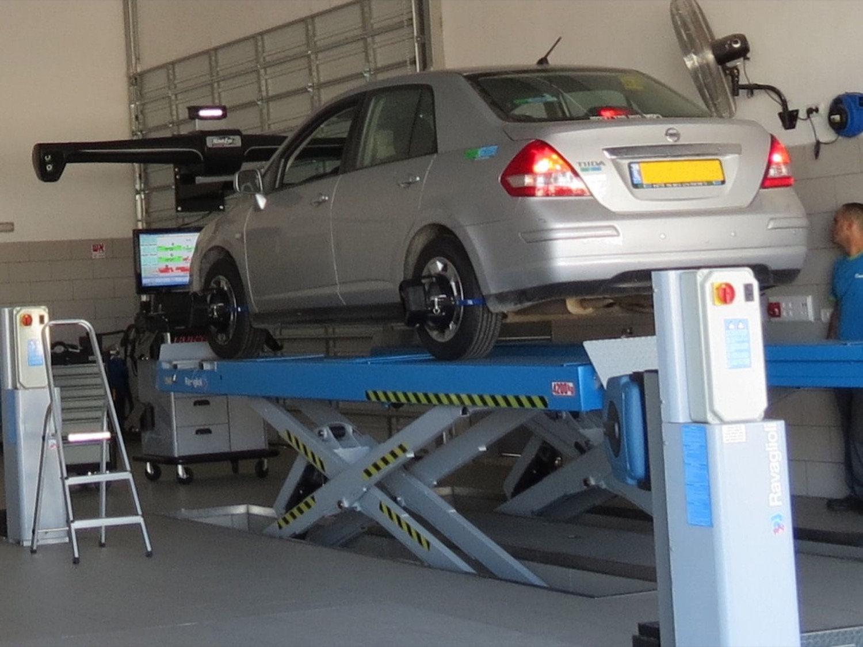 מכון בדיקת רכב ממוחשבת לפני קנייה