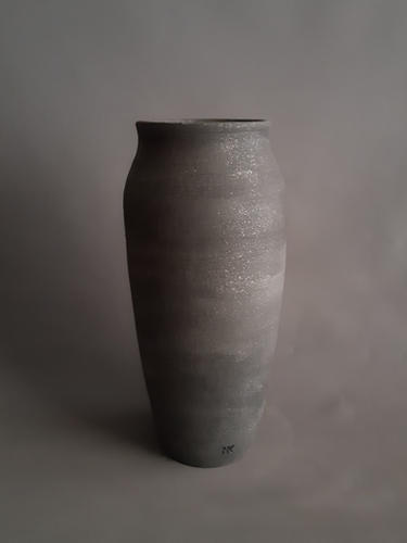 Lava Stone effect Vase - L0052IL