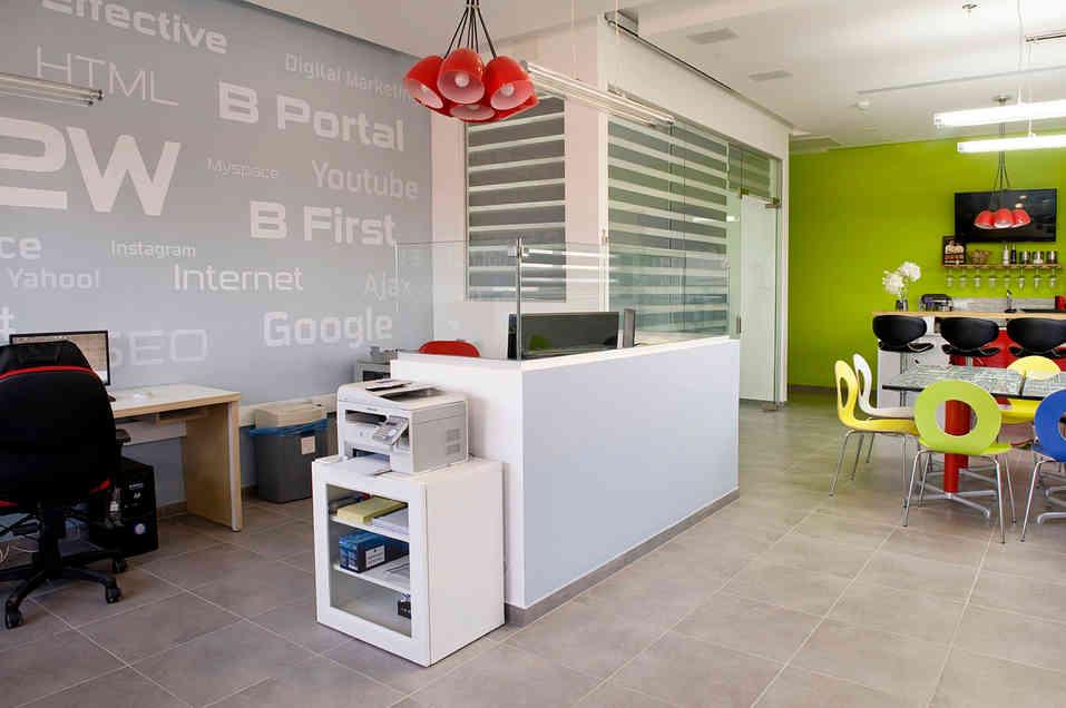 משרדי חברת שיווק אינטרנטי בבינימינה