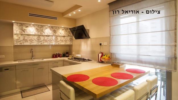 דירת חמישה חדרים ביבנה הירוקה