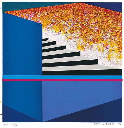 Ανοιχτός κύβος: Ανάβαση (μπλε)