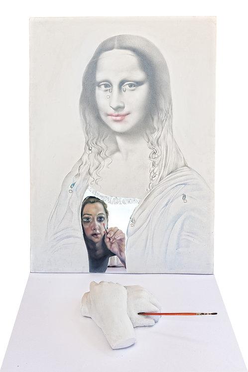Το δάκρυ της Mόνα Λίζα / The tear of Mona Lisa