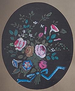 Μπουκέτο με λουλούδια