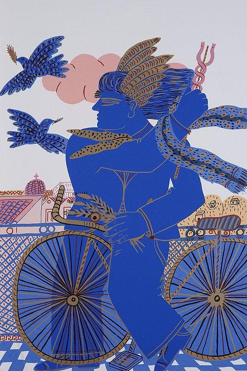 Ποδηλάτης / Cyclist
