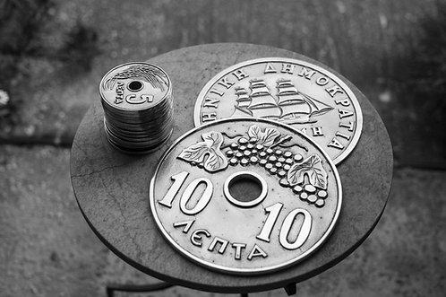 Δεκάρα Mεγάλη / Large Coin