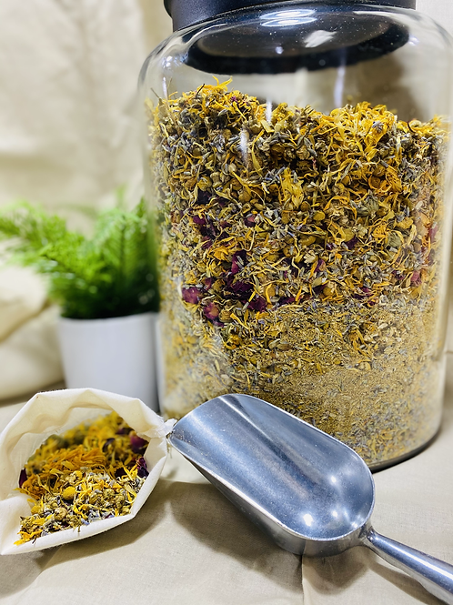 Herbal Tea Bath