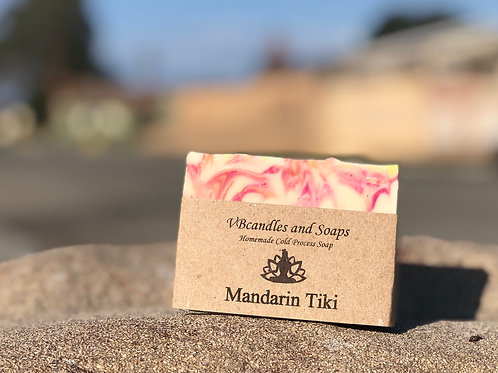 Mandarin Tiki
