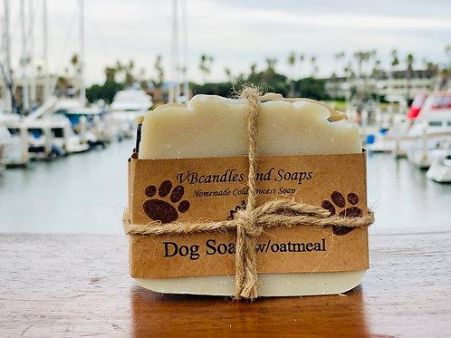 Dog Soap (3 pack)