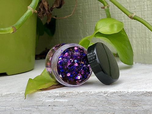Purple Body Glitter