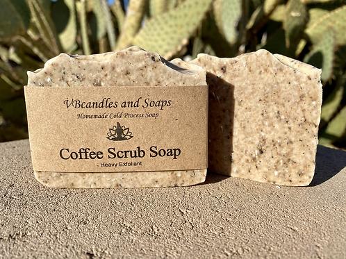 Coffee Sugar Scrub Soap