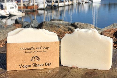 Vegan Shave Bar