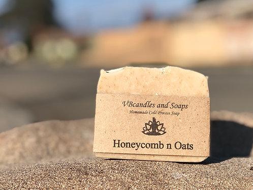 Honeycomb n Oats