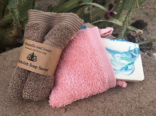 Washcloth Soap Saver