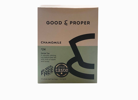 Good and Proper - Chamomile