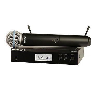 SHUREBLX24RE/B58 S8 Беспроводная вокальная система