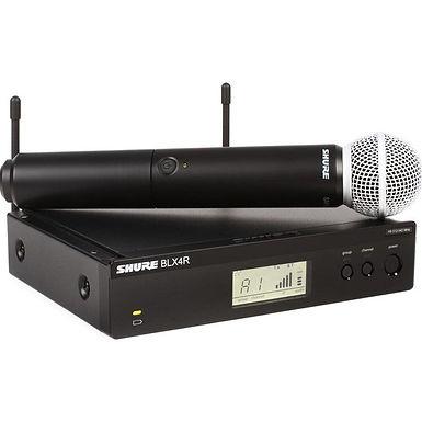 SHURE BLX24RE/SM58 S8  Вокальная радиосистема