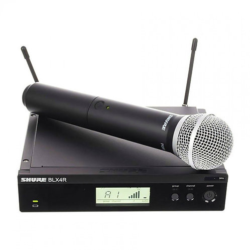 SHUREBLX24RE/PG58 S8  Вокальная радиосистема