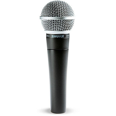 SHURE SM58 LCE Вокальный микрофон