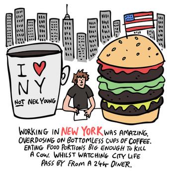 New York - Travel Diary